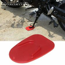 Motorcycle Kickstand Pad Side Stand Support Enlarge Plate For Honda Yamaha KTM