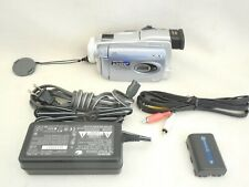 New ListingSony Handycam Dcr-Trv38 Mini Dv Camcorder Good Condition with 90-Day Warranty