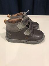 Primigi Boys Shoes Toddler Baby Grey Vitello Old Grigio Walker Velcro