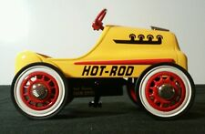 New Hallmark Kiddie Car Classics 1956 Hot Rod Racer Steel Die-Cast Pedal Car