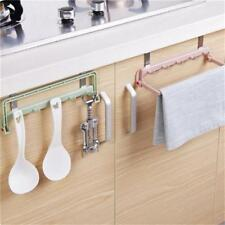 Home Kitchen Roll Paper Towel Holder Storage Rack Sundries Organizer FM