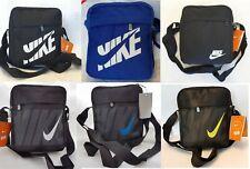 Nuevo diseño Nike Para Hombres Bandolera hombro tipo mensajero con Monedero