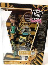 Monster High Cleo De Nile Schools Out Wave 2 2011 V7991 NIB Mattel