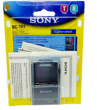 SONY BC-TR1 Cybershot Camera Battery Charger NP-FR1 DSC-T33 T9 T5 DSC T10