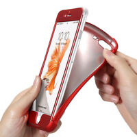 Shockproof 360 Degree Protective PP Phone Case Cover For iPhone 6 7 8 Plus