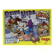 Haba – Rhino héroe Super Batalla (303205)