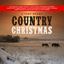 Various Artists - Very Merry Country Christmas [New CD] Manufactured On Demand