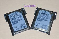 "2PCS Hitachi 40GB ATA-100 4200RPM 2.5"" LAPTOP IDE HDD HTS424040M9AT00"