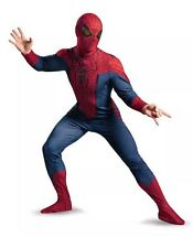 Amazing Spider-Man Deluxe Costume Jumpsuit Adult XX-Large 50-52