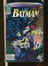 Batman  No 496  (Knightfall  9)  US DC Comics