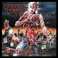 CANNIBAL CORPSE Eaten Back To Life Sticker NEW OFFICIAL MERCHANDISE