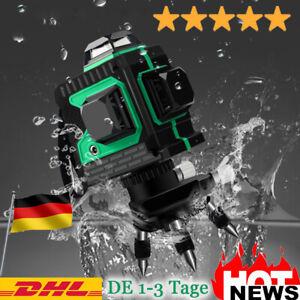 360 Laser Level Adapter für 12 Linien 3D Green Beam Self Leveling Laser Level DE