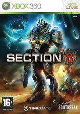 SECTION 8                .....    pour X-BOX 360