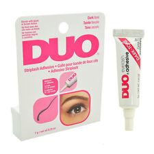 DUO Waterproof Striplash Adhesive Eyelash Glue 7g Dries Invisibly Dark tone