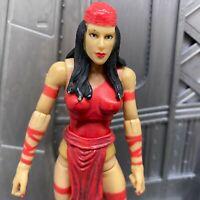 "Marvel Legends Defenders Hasbro Elektra from Ronin 2 Pack 6"" Inch Action Figure"