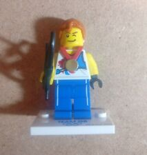 Lego Team GB Olympic Minifigure Archer