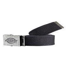 Dickies Black Clip Belt Men's Work Trousers Redhawk Eisenhower Pro Trade