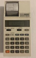 Vintage Casio HR-10 Printing Calculator Tested