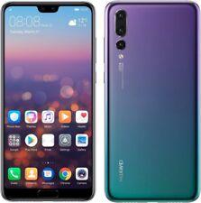 "Huawei P20 Pro Twilight Purple 128GB 6.1"" Octa Core 6GB RAM 40MP Phone By FedEx"