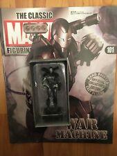 La collezione di classici MARVEL Figura Edizione 101 macchina da guerra EAGLEMOSS STATUETTA