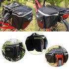 Hot Rack Saddle Bag New Bike Rear Seat Tail Bag Bicycle Cycling Pannier Outdoor