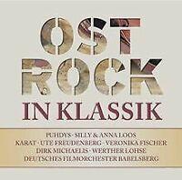 Ostrock in Klassik von Silly, Deutsches Filmorchester | CD | Zustand gut