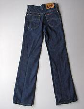 "Vintage Lee Riders Jeans Blue 26x30 Denim USA 25"" x 30"""