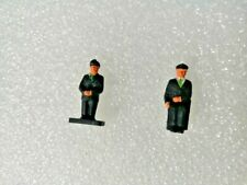 TRIANG/HORNBY, 2 x factory painted motormen figures, MINT