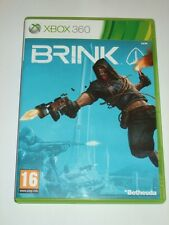 """Brink for Xbox 360 """"FREE UK  P&P"""""""