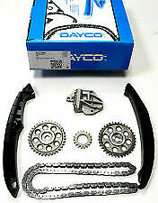 DAYCO OE Full Timing Chain Kit VW Polo SEAT Ibiza Skoda 1.2 12V CGPA CGPB 2010>