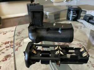 Pro Battery Grip for Canon EOS 550D/600D/650D/700D Rebel T2i/T3i/T4i/T5i