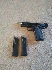 Airsoft 1911 MEU GBB Pistol Full Metal WE Green Gas Black or Tan