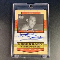 DARRYL DAWKINS 2004 UPPER DECK #LS-DD LEGENDARY SIGNATURES AUTOGRAPH AUTO NBA