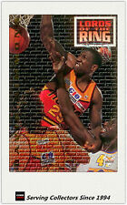 1994 Australia Basketball Card NBL Regular Lord Of The Ring LR5: David Simmons