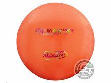 USED Innova GStar Valkyrie 175g Orange Party Foil Distance Driver Golf Disc