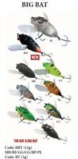 FISHING LURE KOKODA BAT & BIG BAT TOPWATER COD BARRA Bass Saratoga