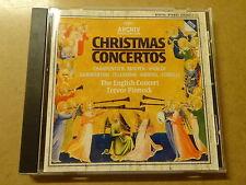 CD / THE ENGLISH CONCERT, PINNOCK: WEHNACHTSKONZERTE, CHRISTMAS CONCERTOS