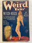 Weird Tales Nov 1936 Science Fiction Magazine Pulp Digest Vol 28 No. 4 XLNT