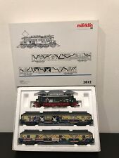 "Märklin 2872 HO Zugpackung ""Pop Train"",OVP"