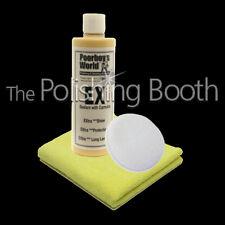 Poorboys ex Sellador Paint Sealant Con Paños De Microfibra Y Microfibra Aplicador