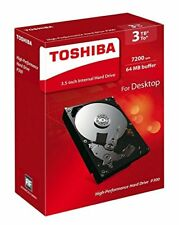 Disque dur interne Exclu. Web Toshiba DDIN 3.5 P300 3to