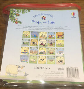 Usborne Farmyard Tales - Poppy and Sam - 1-20 Book Collection! Great Condition!