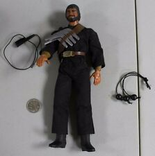 Rare 1975 Big Jim The Whip Figure near complete bolo whip Wolfpack HTF VTG NICE