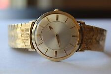 VINTAGE LONGINES MYSTERY DIAL 10K GOLD FILLED WATCH