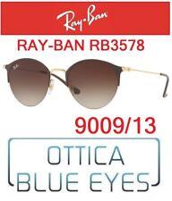 Occhiali da Sole RAYBAN RB 3578 9009/13 Sunglasses Ray Ban Vintage Round Unisex