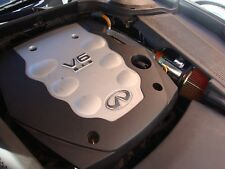 BCP RED For 06-08 Infiniti M35 3.5 V6 Sedan Racing Air Intake System +Filter