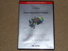 Sony PLAYSTATION 2 PS2 Xploder DVD REGION FREE 2 Multi Lettore di film d'importazione in Scatola