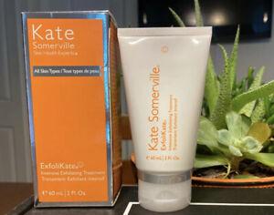 Kate Somerville ExfoliKate Intensive Exfoliating Treatment 2 oz Sealed NIB