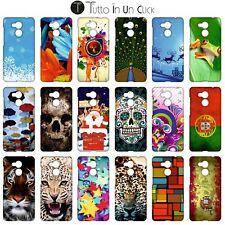 Custodia cover RIGIDA per Huawei Honor 6c Pro -  Design _186_203