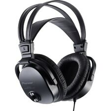 Pioneer Enclosed Dynamic Stereo Headphones Powerful Bass Over-ear Stereo Headset